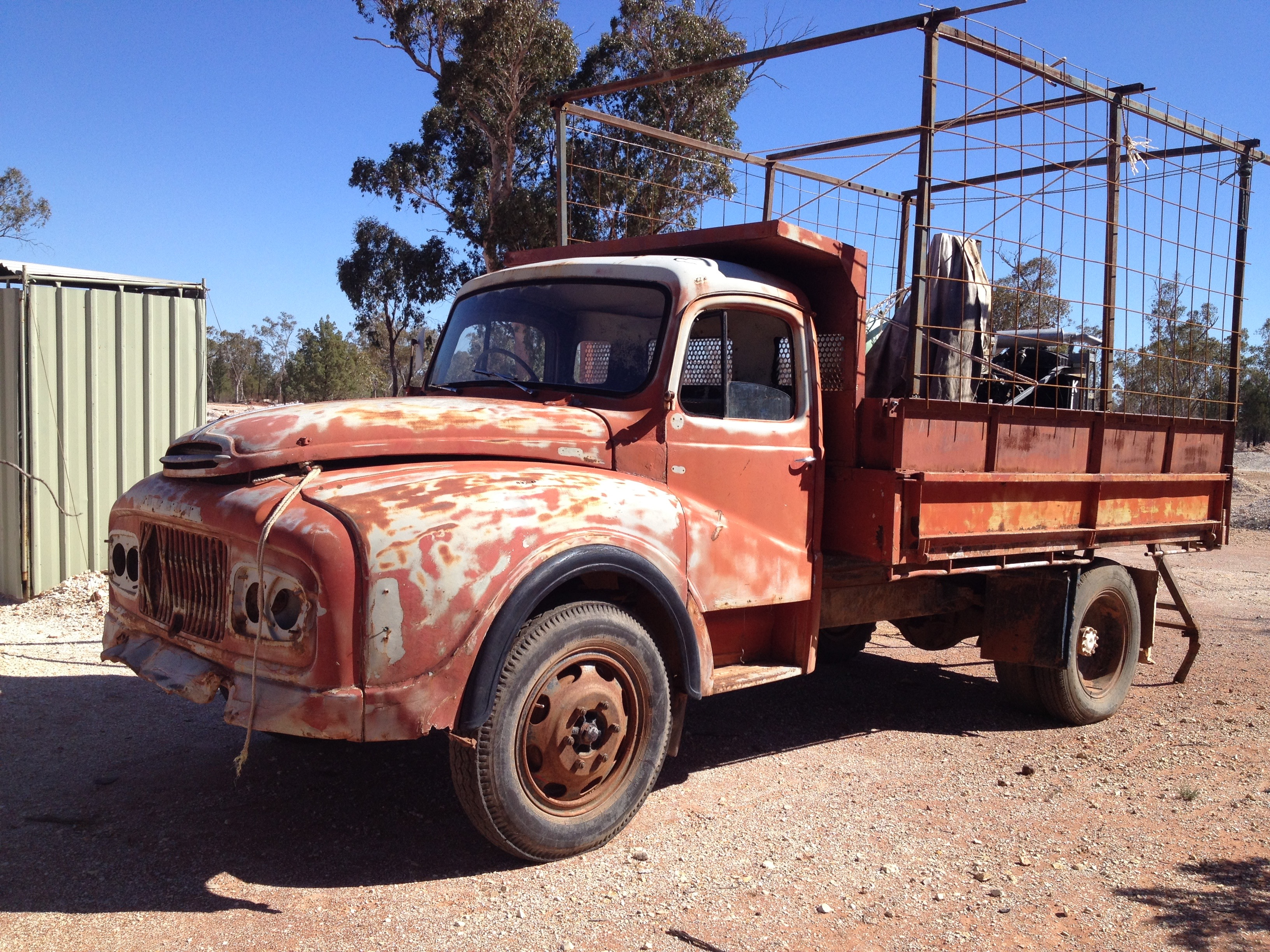 Old Truck used regularly
